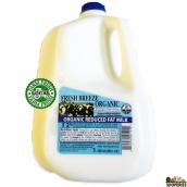 Fresh Breeze Organic 2% Milk - 1 gal