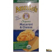Annies Homegrown, All Natural Macaroni & Cheese - 6 oz