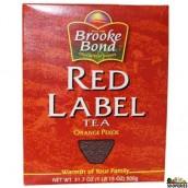 Brooke bond Red Label Tea loose - 450g