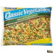 Frozen Mixed Vegetables Large Pack - 5 lb