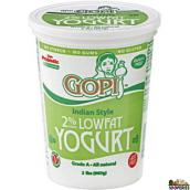 Gopi low fat Yogurt - 2 lb