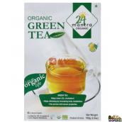 ORGANIC  Green Tea 3.5 OZ