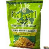 Garvi Gujarati hot Sev (Spicy gram flour sticks) - 10 Oz