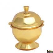 Kumkum Holder Brass
