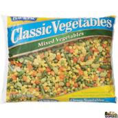 Mixed Vegetables (Frozen) - 16 Oz