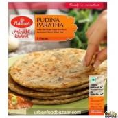 Haldirams Pudina Paratha - 400 gms