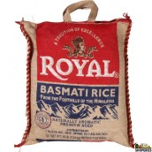 Royal Basmati Rice - 20 lb