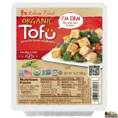 HouseFoods Organic Firm Tofu - 14 Oz