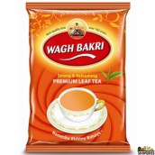 WaghBakri Strong and refreshing Premium leaf TEA - 500g