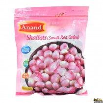 Anand Frozen Shallots / Small Red Onions - 1 lb