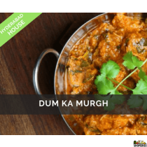 Hyderabad House Dum Ka Murgh