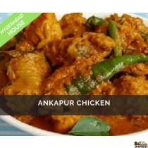 Hyderabad House Ankapur Chicken