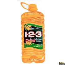1.2.3 Canola Oil (Omega 3,6,9 ) 1 Gal