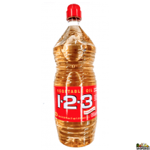 1.2.3 Vegetable Oil 33 Oz