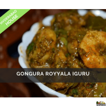 Hyderabad House Gongura Royyala Iguru