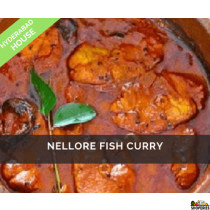 Hyderabad House Nellore Fish Curry
