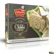 Jabsons Chikki Coconut Crush - 400g