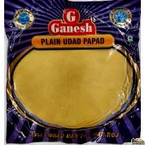 Ganesh Plain Udad Papad - 200g