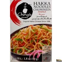 Chings Hakka Noodles Chowmein Masala - 50 Gms
