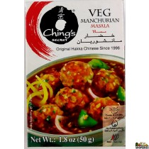 Chings Veg Manchurian Masala - 50 Gms