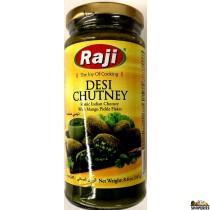 Raji Desi Chutney - 245g