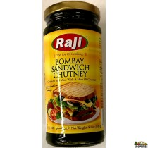 Raji Bombay Sandwich Chutney - 245g