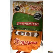 Majestic Gold Sella Basmati Rice - 10 Lb