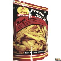 Gwalia Potato Sticks Magic Masala - 155g (2 count)