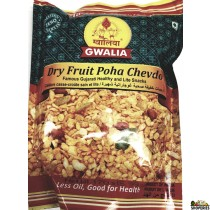 Gwalia Dry Fruit Poha Chevdo - 170g (2 count)