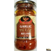Deep Garlic Pickle Relish - 10 Oz