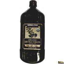 Kirkland Signature Organic Extra Virgin Olive Oil - 2 L