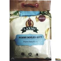 Laxmi ORGANIC Ponni Boiled Rice - 10 lb