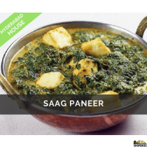Hyderabad House Saag Paneer