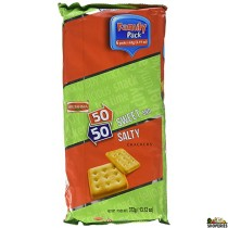 Britannia 50 50  sweet & salty 13.12 oz Family pack