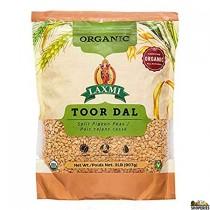 Laxmi Organic Toor Dal - 2 lb