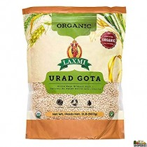 LAXMI ORGANIC URAD WHOLE Gotta - 2 lb