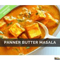 Hyderabad House Panner Butter Masala