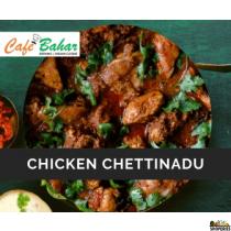 Chicken Chettinadu