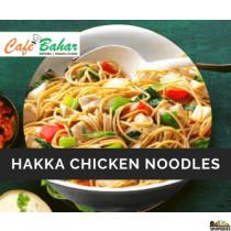 Hakka Noodles Chicken