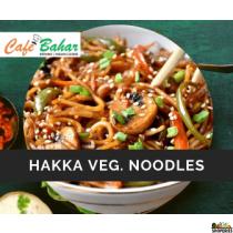 Hakka Noodles Veg