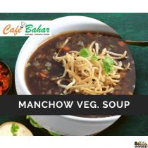 Manchow Veg Soup