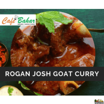 Rogan Josh Goat Curry