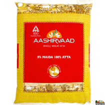 Aashirvaad select superior whole wheat Atta - 10lb