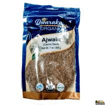Dwaraka Organic Ajwain Seeds 7 oz