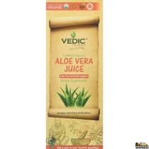 Vedic Organic Aloe vera Juice - 500 ml