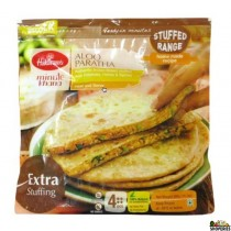 Haldirams Aloo Paratha Value Pack (Frozen) - 1.6 Kg