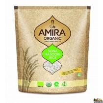 Amira Organic Sona Masoori Rice - 20 lb