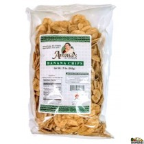 Ammas Kitchen Banana Chips Hot 2 lb