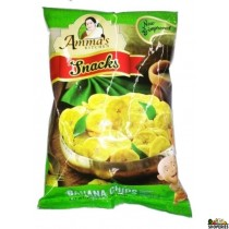Ammas Kitchen banana/plantain chips - 400 g