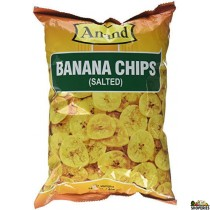 Anand Banana Chips salted 14 oz